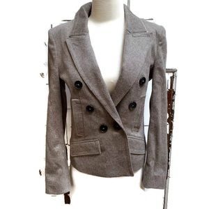 Drykorn for Beautiful People wool blazer size 2